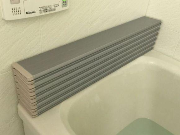 東プレ製風呂のふたがオススメ-コンパクト-@livett1