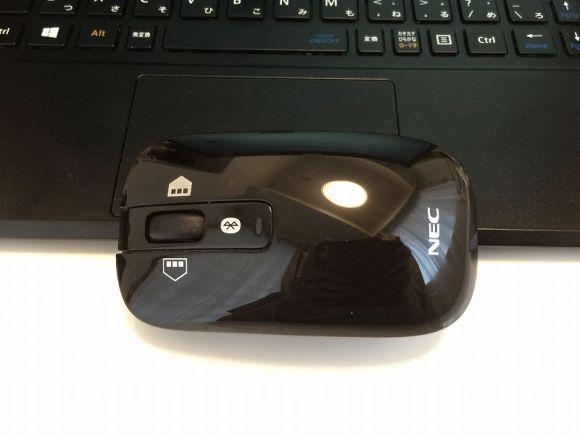 【使用レビュー】人生最高のノートPC!世界最軽量《LaVie Hybrid ZERO》が快適すぎてオススメ-マウス-@livett1