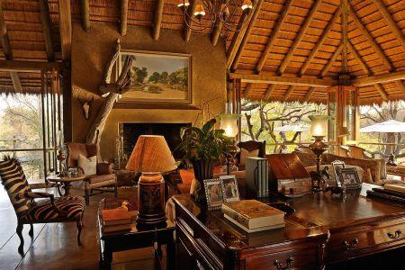 africa living room ideas