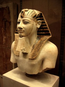 Joseph displayed the most diligence out of any man in Egypt, and became the Pharoah's second in command because of it!