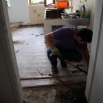 Iván, Old Bathroom Floors, and Catalonia (Spain)