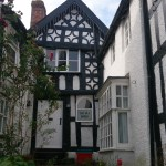 Smallest house in Knighton