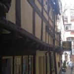 Buildings in Shrewsbury - England