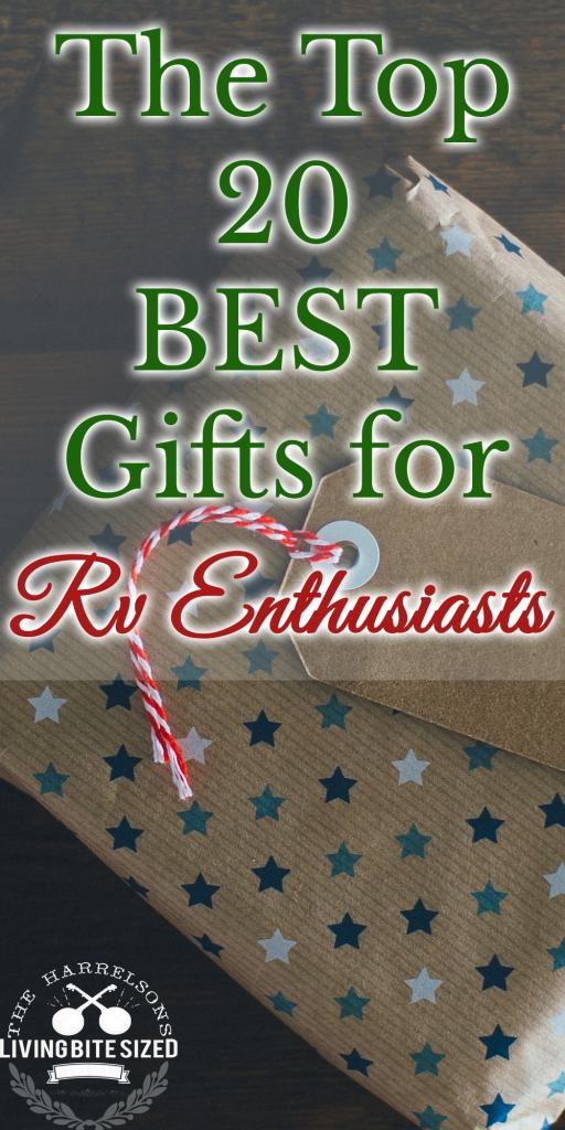 The Top 20 Best Gifts for RV Enthusiasts