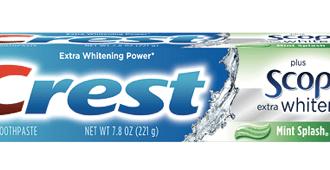 Walgreens: Crest Toothpaste Free + $0.50 MoneyMaker!!!!