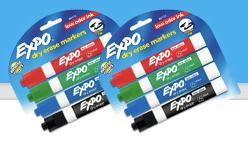 New Expo Dry Erase Markers Coupon (Facebook) Plus Two Walgreens Scenarios!!!!