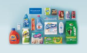 P&G sampler and coupons! Get yours today!