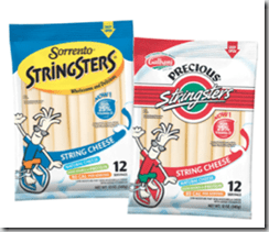 Hurry $3 off Sorrento String Cheese Coupon!!!