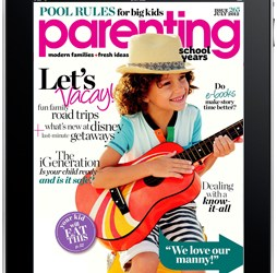 Free subscription to Parenting School Years!!! Get yours now :)