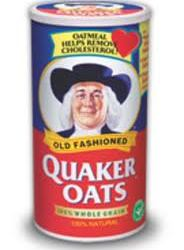 Quaker Oatmeal only $1.49 each at Walgreens!