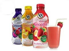 Target V8 Fusion Smoothies only $0.64 each!!