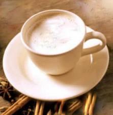 Eggnog Chai Latte Recipe