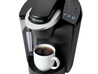 Hurry Kohl's is rockin the deals…score a Keurig Elite Brewer and 18 ct K-cups for as low as $70.75 shipped!!!
