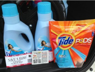 Kmart HOT Stock Up deal for Tide Pods and Downy…just $0.42 each!!!