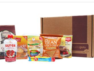Are you a Gluten FREE lover??? Go fast and Grab a FREE box filled with Gluten Free products ($50 value)!!!