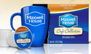 Free sample of Maxwell House K Cups!!!