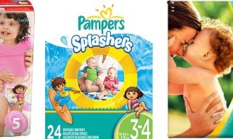 Target Pampers Diapers as low as $4.49 a pack starting Sunday 6/16!!!