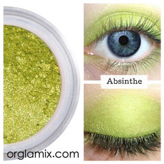 Orglamix Natural Mineral Make Up Eye Shadow Review