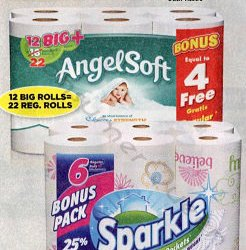 Sparkle Paper Towels just $0.47 each at Dollar General!