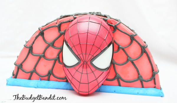 Baskin Robbins Amazing Spiderman 2 Ice Cream Cake #Review ...