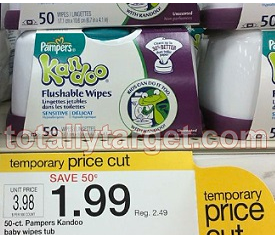 NEW Kandoo Coupon + just $0.99 each at Target! (PRINT FAST!)