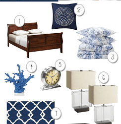 Ethan Allen Inspired Room: Home design at a fraction of the cost!