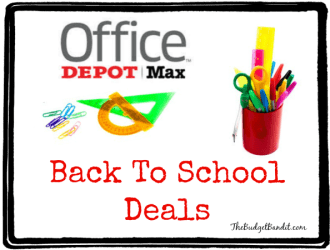 Office Supply Back To School deals 8/2 – 8/8