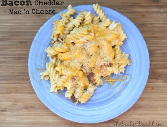 Homemade Loaded Bacon Mac 'n Cheese Recipe