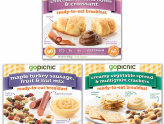 FREE GoPicnic Ready to Eat Meals at Target!