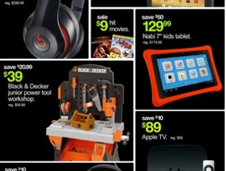 Target One Day Early Access Black Friday Deals – TODAY ONLY!