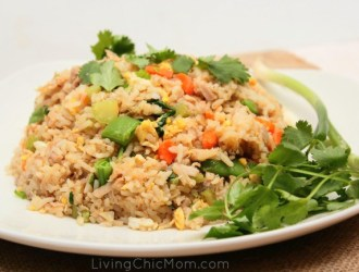 Authentic Pork Fried Rice Recipe