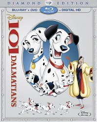 101 Dalmatians BluRay Release and more new clips!