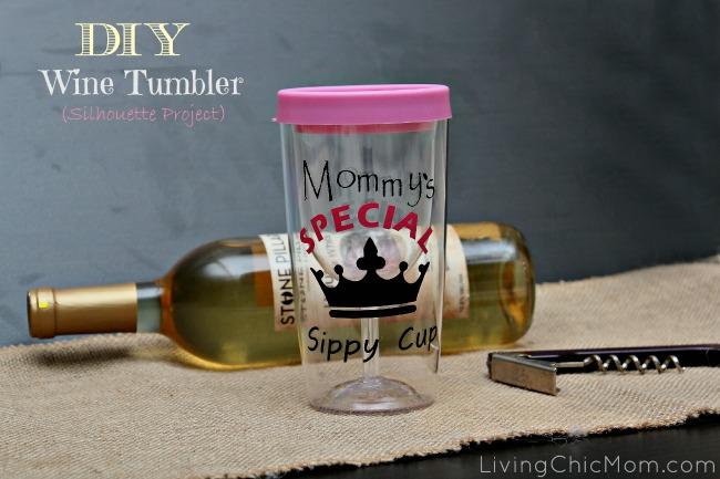 diy wine tumbler