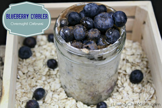 blueberry oatmeal inside lcm