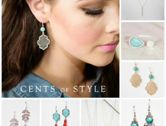 Cents of Style #StyleSteals Deals for 50% off Turquoise Jewelry
