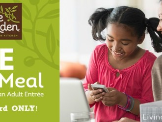 Kids Eat FREE at Olive Garden April 23rd!