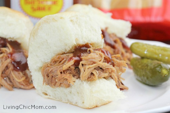 pulled pork 4 lcm