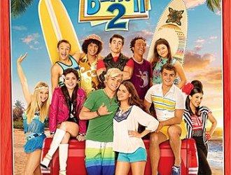 Teen Beach 2 on DVD is here!
