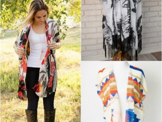 Cents of Style – Kimonos just $9.99 shipped (reg $39.95)!