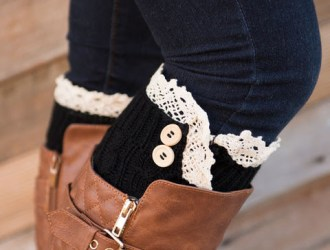 Cents of Style – Fashion Boot Cuffs just $8.95 shipped!