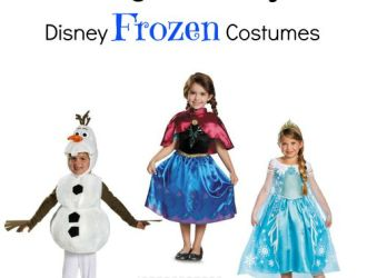 Budget Friendly Disney Frozen Costumes