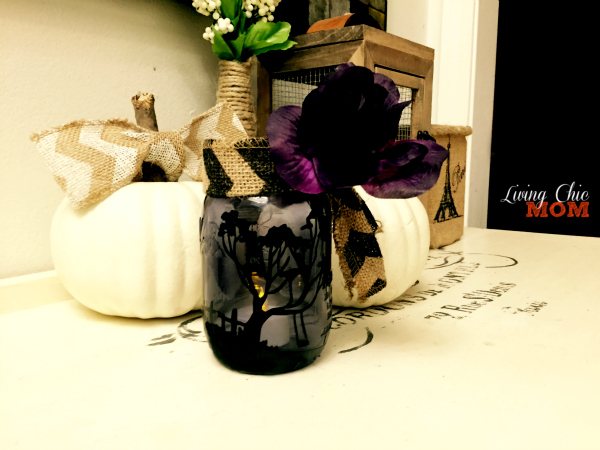 Halloween Purple Lantern