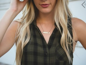 50% Monogram Jewelry + Free Shipping (and a FREE GIFT)!