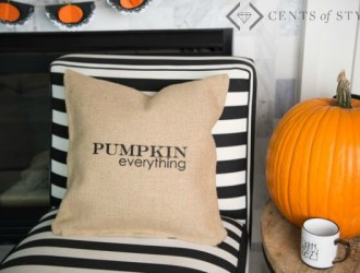 Shabby Chic Fall Pillow Covers just $12.95 shipped!