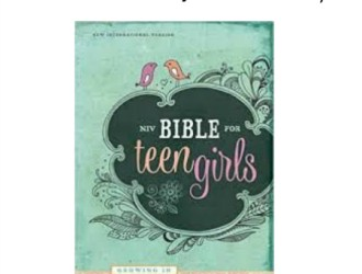 How to Give Your Teen Girl the Gift of Faith, Hope and Love