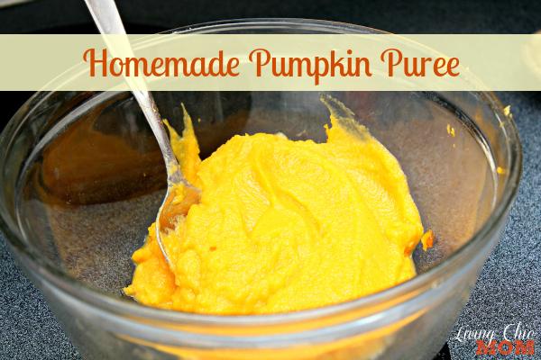 Pumpkin Puree DIY 2