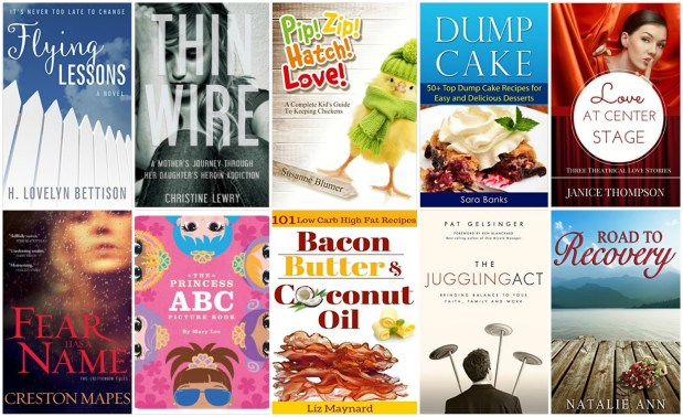 10 Free Kindle Books 1-26-16