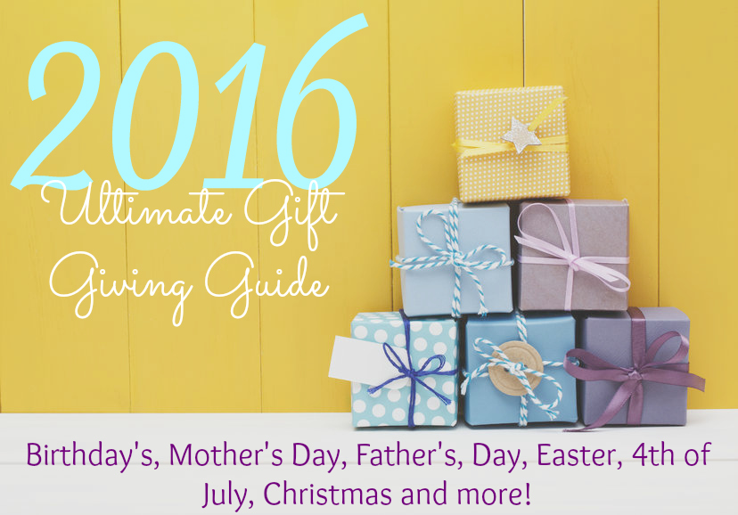 2016 Ultimate Gift Guide
