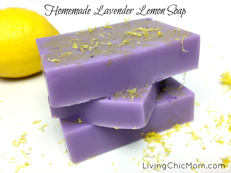 Lavender Lemon Soap LCM 2