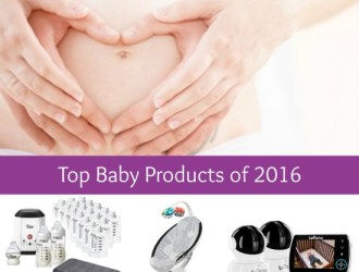 Top Baby Products of 2016